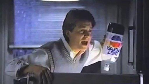 fox Pepsi Ad