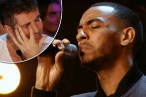 This Contestant Made Simon Cowell Cry