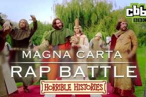 Epic Magna Carta Rap Battle