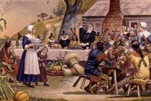 Thanksgiving Triumph: How Private Property Saved The Early Colonists