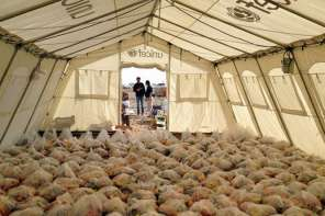 Samaritans Purse Comes To The Rescue Of Syrian Refugees