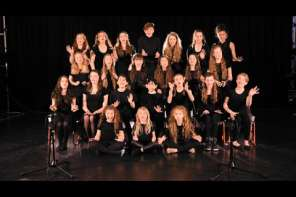 Amazing Young Singers Sing Disney Medley