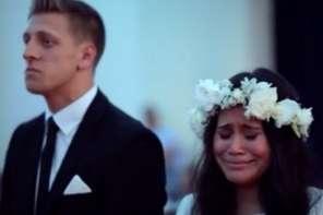 Emotional Wedding Haka Moves Maori Bride To Tears