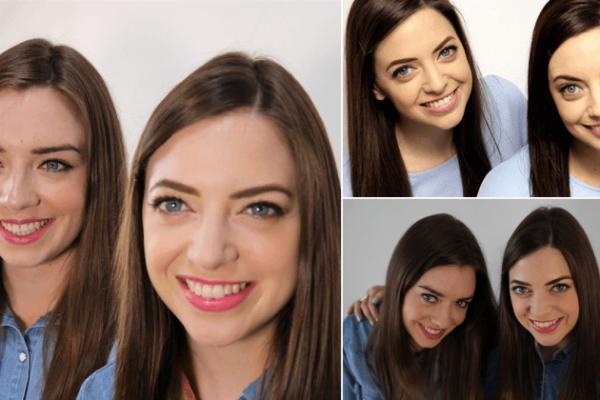 Niamh Geaney/Twin strangers