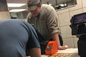 Picture Of An Act Of Kindness Gone VIral