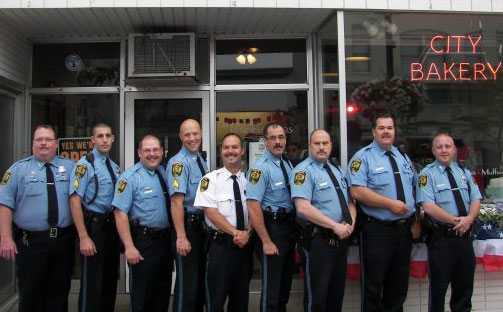cops save bakery