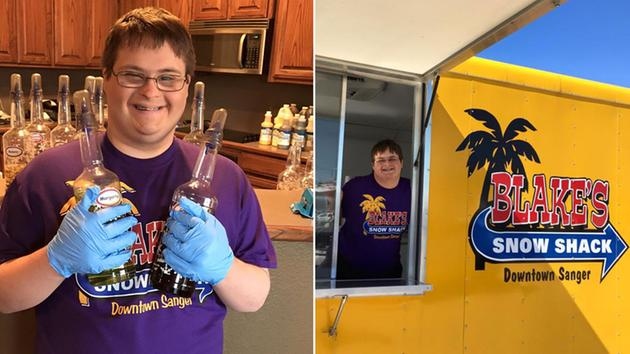Young Man With Down Syndrome Becomes The Youngest Business Owner In His Town