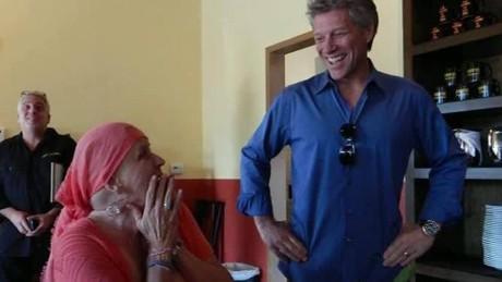 bon jovi surprises fan battling cancer