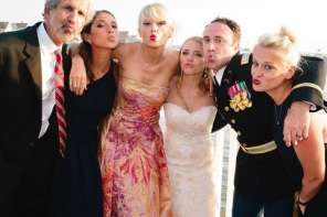 Taylor Swift Surprises Couple At Wedding In New Jersey