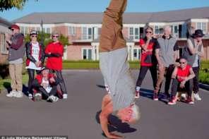 "Retirement Village Recreates Taylor Swift Music Video ""Shake It Off"""
