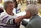 92 Year Old Man Serenades Wife On Anniversary