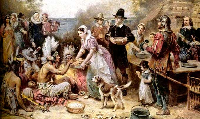 How Freedom And Capitalism Saved The First Thanksgiving