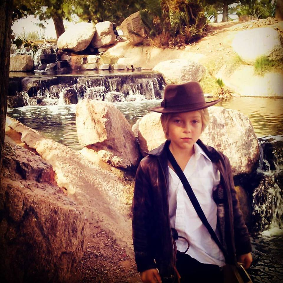 9 Year Old Boy Makes The Ultimate Indiana Jones Birthday Movie