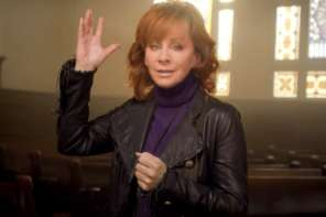 "Reba McEntire Sings ""Back To God"""