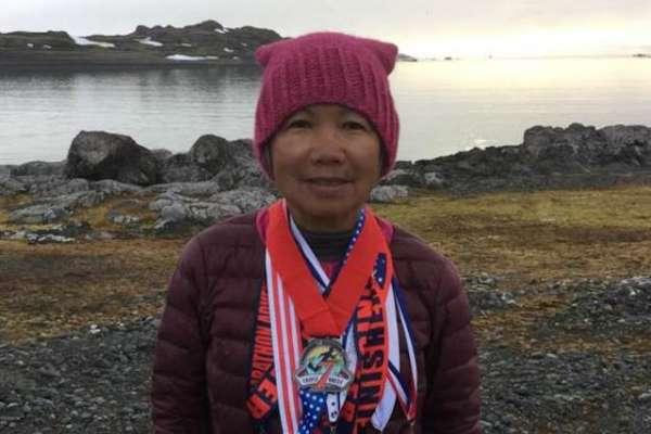 70 year old runner