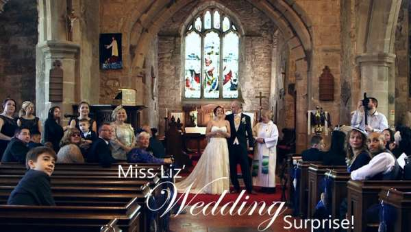 Wedding suprise