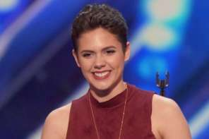 Teen Cancer Suvivor Gets Golden Buzzer From Simon Cowell