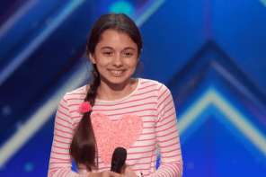 13 Year Old Opera Singer Wows The Judges And Gets The Golden Buzzer