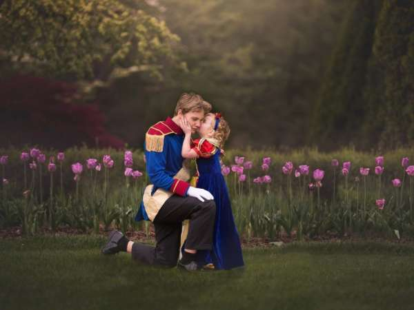 prince charming themed photos