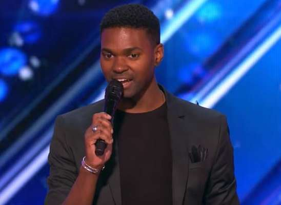Contestant blows away judges with Witney Houstons cover