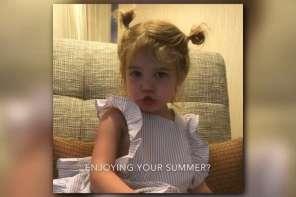 Little Girl Rants About Heat In Arizona
