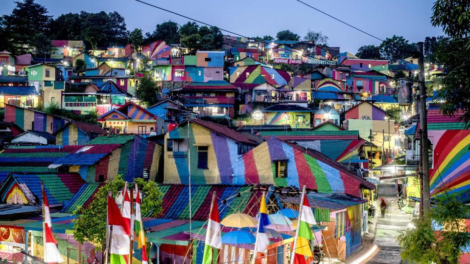 This Town Has Gone From Slum To Tourist Attraction