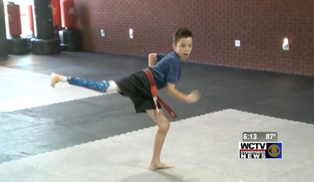 Toby-King-WCTV black belt