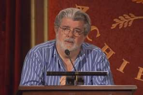 George Lucas Inspirational Speech