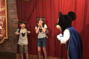 Mickey Mouse Surprises Foster Kids With Adoption Announcement