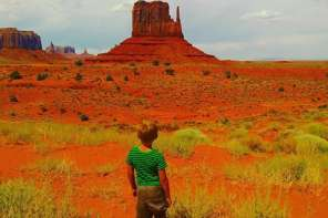 Taking Photos In Monument Valley