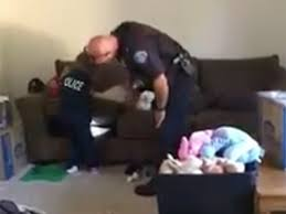 scared 4 year old calls police to check for monsters