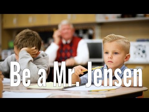 Be A mr Jensen