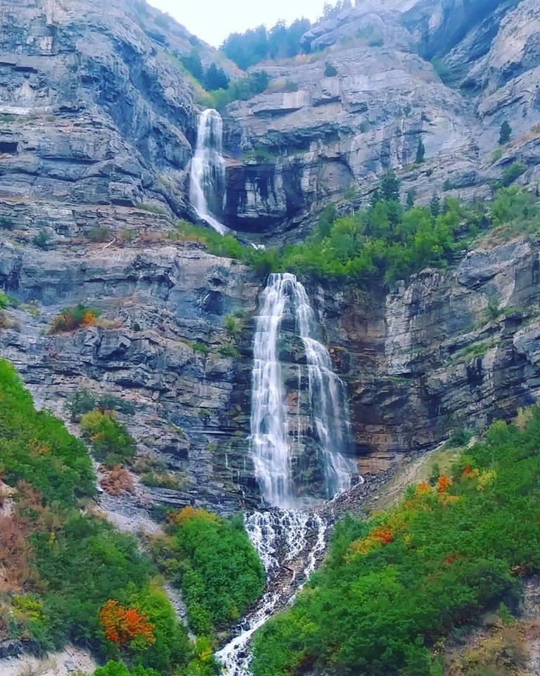 brida Veil Falls