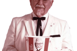 The Colonel Sanders Story Proves You Should Never Give Up