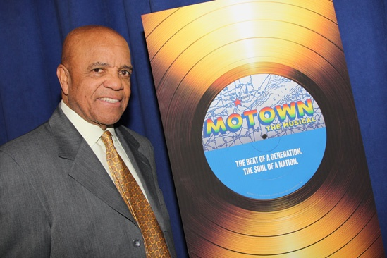 berry Gordy Motown