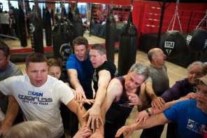 A Gym That Helps People With Parkinsons Disease