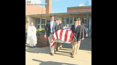 high school seniors funeral