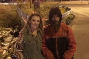 Homeless Samaritan Who Helped Woman Has Bought A Home Thanks To Fundraiser