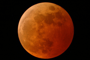 Rare Super Blood Moon Is Coming