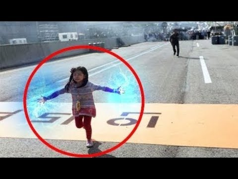 25 people with super powers caught on tape
