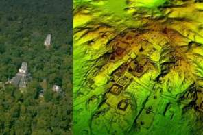 Mayan Megalopolis with 60,000 Structures Found In Guatemala With Lasers