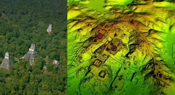 Mayan Megalopolis