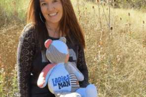 My Comfort Bear Story: One Woman Makes Bears Out Of The Clothes Of Loved Ones Who Have Died