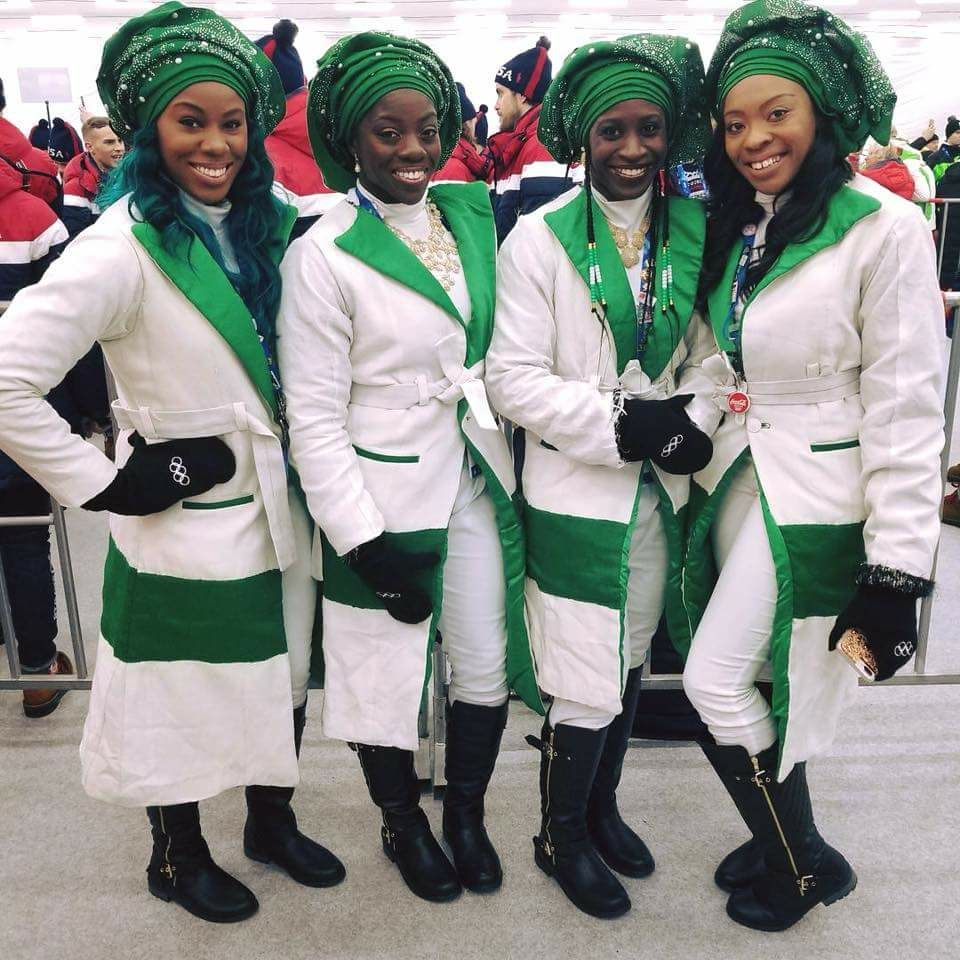 Nigeria Has A Bobsled Team