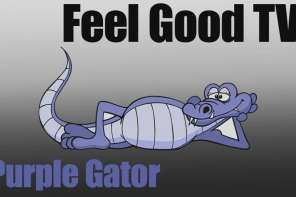 Need A Lift? Get Inspired With Purple Gator TV