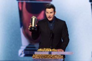 Chris Pratt Inspires Youth With Acceptance Speech That Mentions God
