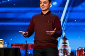 This Amazing Magician Gets The Golden Buzzer