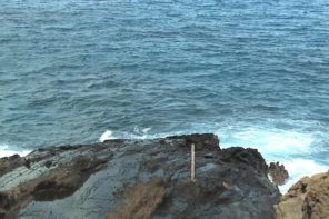 Samaritan Helps Women At Blowhole