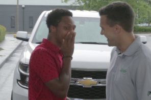 CEO Gives His Car To Employee Who Walked Twenty Miles To Work