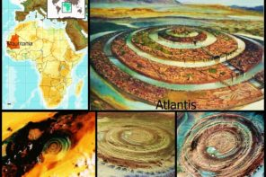 Atlantis Found In Mauritania On The Continent Of Africa